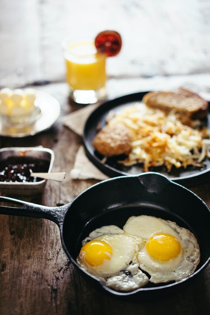 Let Us Enjoy a Little Breakfast Together